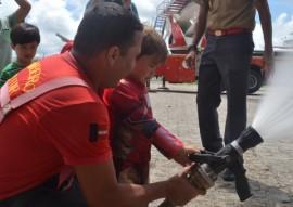 bombeiros recebem visita de criancas no comando geral 3 270x191 - Quartel do Comando Geral do Corpo de Bombeiros recebe visita de crianças