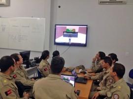 capacitacao CB 270x202 - Bombeiros participam de curso sobre Lei de Acesso a Informação e Transparência Fiscal