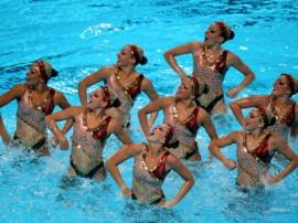 nado01 270x202 - Vila Olímpica sedia treinos da Seleção da Rússia de nado sincronizado a partir desta quarta-feira
