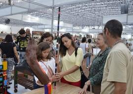 personagem guari guazi salao de artesanato foto walter rafael 1 270x191 - Salão de Artesanato da Paraíba é sucesso de público e vendas
