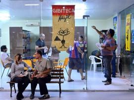 quadrinhoseacao1  portal 270x202 - Funesc realiza Semana do Quadrinho Nacional com feira, exposição, clube de leitura e roda de conversa