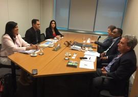 reuniao petrobras e gov do estado vice gov ligia feliciano 1 270x191 - Petrobras garante continuidade das operações no porto de Cabedelo
