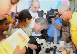 ESCOLA MESTRE SIVUCA CAMPANHA CONTRA ZIKA 4 270x192 - Ricardo e presidente do BB participam de mobilização contra o Aedes aegypti nas escolas