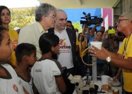 ESCOLA MESTRE SIVUCA CAMPANHA CONTRA ZIKA 5 270x192 - Ricardo e presidente do BB participam de mobilização contra o Aedes aegypti nas escolas