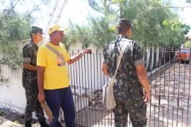 aedes cabedelo 270x179 - Governo e Exército fazem visitas domiciliares de combate ao Aedes aegypti em Cabedelo