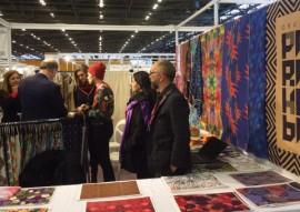 artesanato paraibano em paris 3 270x191 - Estampas criadas por designers paraibanos atraem grandes marcas têxteis em Paris