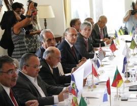 brasília 270x210 - Ricardo participa de reunião do Fórum Permanente de Governadores em Brasília