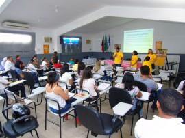 encontro Agevisa 5 270x202 - Vigilâncias sanitárias da macrorregional Patos recebem informações sobre atuação no combate ao Aedes aegypti