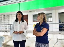 ligia vila olimpica 270x202 - Lígia Feliciano prestigia treino da Seleção Brasileira de Nado Sincronizado na Vila Olímpica Parahyba
