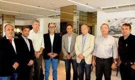 ricardo recebe prefeito portugues foto jose marques 2 270x161 - Ricardo discute parcerias com prefeito da cidade portuguesa Santo Tirso