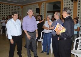 ricardo recebido foto walter rafael 270x191 - Ricardo participa de abertura da Campanha da Fraternidade 2016