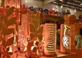 salão de artesanato Delmer Rodrigues 29 01 2015 9 270x191 - Salão de Artesanato bate recorde de público e volume de vendas é superior a R$ 1,3 milhão