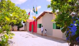 Escola Bom Jesus 270x158 - Ricardo entrega equipamento de raio-x digital em Cajazeiras e inaugura escola em Bom Jesus