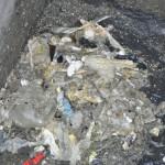 Lixo recolhido na Estação Elevatória_3