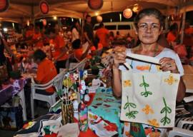 Mulher artesã 12 270x192 - Na Capital: Lígia abre Feira de Mulheres Artesãs da Paraíba