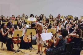 Mulheres 2 270x180 - Alunas do Prima se apresentam com Flávia Wenceslau em homenagem ao Dia da Mulher