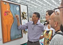 RicardoPuppe Feira Projeto Beija Flor 23 copy 270x192 - Pacientes do Juliano Moreira expõem peças de artesanato no Espaço Cultural