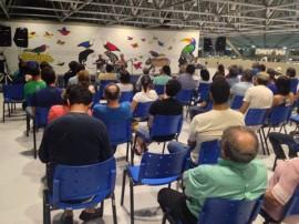 de repente2 270x202 - Poetas Ivanildo Vila Nova e Raimundo Caetano são atrações do projeto De Repente no Espaço