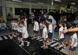 detran educacao de transito visita de escola 2 270x191 - Detran-PB recebe alunos da Fundação Bradesco e ensina educação e segurança no trânsito