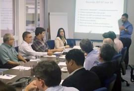 docas superintendente gilmara temoteo em SP 1 270x183 - Presidente da Companhia Docas debate gestão e autonomia portuária em São Paulo