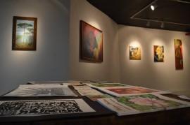 erieta e amigos2 foto Yebá Ngoamãn 270x179 - Até domingo: Exposição 'Erieta e Amigos' fica em cartaz na Galeria Archidy Picado