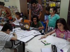 oficina quadrinhos pra crianças c igor tadeu 3 portal 270x202 - Funesc encerra inscrições para oficinas de quadrinhos nesta sexta-feira