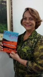 regina lyra 151x270 - Regina Lyra lança oitavo livro de poesias na Fundação Casa de José Américo