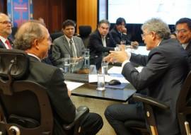 ricardo audiencia com ministro da educacao aluizio mercadante 2 270x191 - Ricardo discute pleitos da Educação com ministro em Brasília