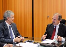 ricardo audiencia com ministro da educacao aluizio mercadante 4 270x191 - Ricardo discute pleitos da Educação com ministro em Brasília