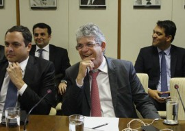 ricardo encontro de governadores min da fazenda nelson barbosa 41 270x191 - Ricardo participa de encontro com governadores e Ministro da Fazenda em Brasília