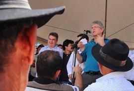 ricardo fala em pedra branca foto jose marques 1 270x183 - Ricardo entrega rodovia e autoriza sistema de abastecimento d'água para Nova Olinda e Pedra Branca