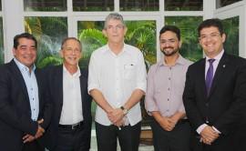 ricardo recebe diretoria da fpf e cbf foto jose marques 2 270x166 - Ricardo discute parceria com Confederação Brasileira de Futebol