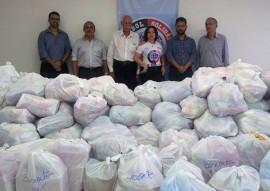 sejel alimentos futebol solidario 2 270x191 - Futebol Solidário arrecada 15 toneladas de alimentos e Rádio Tabajara entrega ao Hospital Padre Zé
