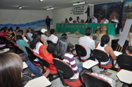 seminário pesca artesanal 270x179 - Governo do Estado discute pesca artesanal e sustentabilidade em seminário no Interpa
