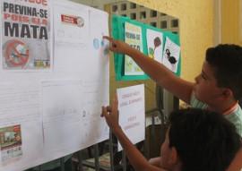 ses visita de combate ao aedes aegypti em escolas do estado foto Ricardo Puppe 3 270x191 - Governo visita escolas para reforçar ações de combate ao mosquito Aedes aegypti