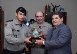 Comando da pm recebe presidente do TRE eleicoes 2016 Foto Wagner Varela 2 270x191 - Polícia Militar e TRE-PB discutem segurança das eleições 2016