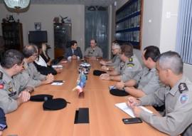 Comando da pm recebe presidente do TRE eleicoes 2016 Foto Wagner Varela 3 270x191 - Polícia Militar e TRE-PB discutem segurança das eleições 2016