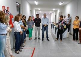 Glaciane Mendes em evento com da Agevisa PB 270x191 - Agevisa comemora 14 anos empenhada no aperfeiçoamento da proteção à saúde das pessoas