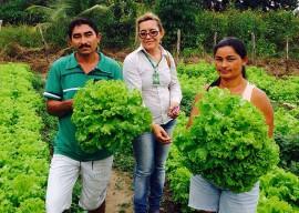 Maria de Lourdes Marques da Silva rio tinto 270x192 - Governo do Estado e MDA contemplam mulheres rurais com projetos produtivos em Rio Tinto