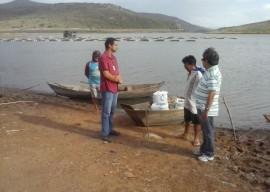 PISCICULTURA 270x192 - Governo realiza peixamento em açudes e beneficia agricultores familiares do Brejo paraibano