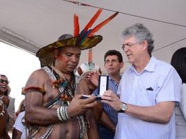 PM concede medalhas a Indígenas no Dia do ÍndioFoto Wagner Varela SECOM PB 1 270x202 - Polícia Militar condecora indígenas com medalha de Serviços Distintos na Baía da Traição