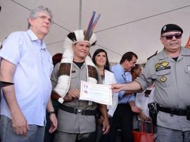 PM concede medalhas a Indígenas no Dia do ÍndioFoto Wagner Varela SECOM PB 2 270x202 - Polícia Militar condecora indígenas com medalha de Serviços Distintos na Baía da Traição