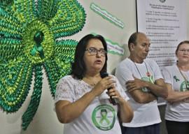 RicardoPuppe Abril Verde  Abertura 2016 Diretora CEREST Celeida 270x192 - Governo do Estado abre evento de promoção e prevenção à saúde do trabalhador