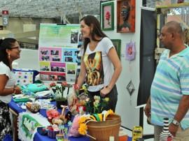 RicardoPuppe Feira Projeto Beija Flor 1 copy 270x202 - Feirinha de Domingo movimenta Espaço Cultural com artesanato e atrações para crianças