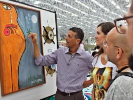 RicardoPuppe Feira Projeto Beija Flor 23 copy 270x202 - Feirinha de Domingo movimenta Espaço Cultural com artesanato e atrações para crianças