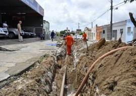 cagepa sustituicao da rede 3 270x191 - Cagepa retoma substituição de redes de ferro por PVC em João Pessoa