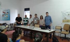 emepa visita3 270x162 - Estudantes conhecem trabalho de pesquisa da Emepa sobre gado Guzerá e Sindi