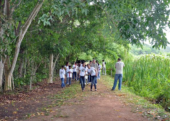jardim botanico abre trilha ecologica foto jose lins 71
