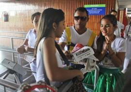 mobilizacao contra o aedes no terminal rodoviario foto RicardoPuppe 1 270x191 - Governo participa de mobilização contra o Aedes no Terminal Rodoviário de João Pessoa