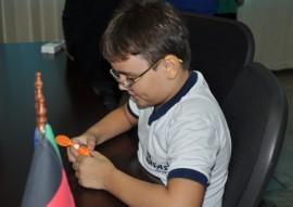 portadores da sindrome do espectro autista visitam o detran 10 270x191 - Detran-PB ensina noções básicas de trânsito para crianças autistas